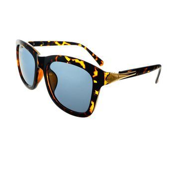 Retro Fashion Style Large Square Womens Sunglasses W1800