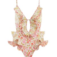 Goldie Waterfall 1Pc