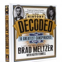 History Decoded: The 10 Greatest Conspiracies Of All Time by Workman Publishing Company - ShopKitson.com