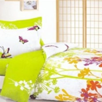 Tropics - College Twin XL Comforter & Sham - Dorm Room Bedding Cheap Twin XL Comforter High Quality College Bedding Comforter