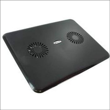 Inland Pro Notebook Cooling Pad with Built-In Fans - 03032