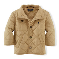Baby Boys Richmond Diamond-Quilted Jacket | Lord and Taylor