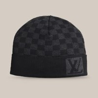 Petit Damier Cap - Louis Vuitton scarves-ties-and-more - LOUISVUITTON.COM