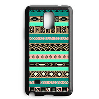 Aztec Tribal Chevron Samsung Galaxy Note 4 Case