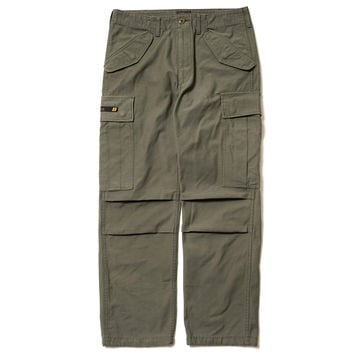 M-65 / Trousers. Nyco. Satin Olive Drab