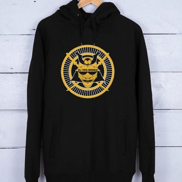 Du Wu Tang Premium Fleece Hoodie for Men and Women Unisex Adults