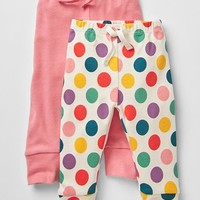 Gap Multi Dot Banded Pants 2 Pack