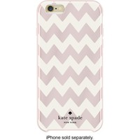 kate spade new york - Hybrid Hard Shell Case for Apple® iPhone® 6 Plus and 6s Plus - Blush Foil/Cream/Blush