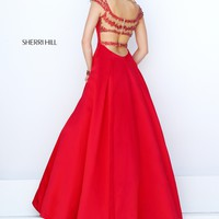 Sherri Hill 50229 prom dress