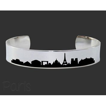 Paris Skyline Cityscape Jewelry