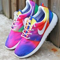 """""""NIKE"""" Trending Fashion casual sports shoes Colorful H Z"""