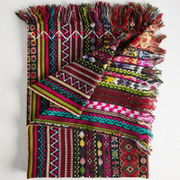 Boho Former or Pattern Blanket by Karma Living from ModCloth