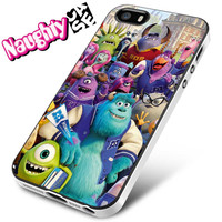 Monsters University Family iPhone 4s iphone 5 iphone 5s iphone 6 case, Samsung s3 samsung s4 samsung s5 note 3 note 4 case, iPod 4 5 Case