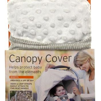 Eddie Bauer First Adventure Canopy Cover Protect Baby From Elements UPF 50+