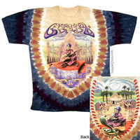 Grateful Dead - Carpet Ride Tie Dye T Shirt on Sale for $25.95 at HippieShop.com