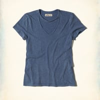 Girls Cutout Choker T-Shirt | Girls New Arrivals | HollisterCo.com