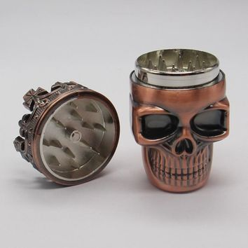 Cool King Skull Grinder 7.5 X 4.5CM