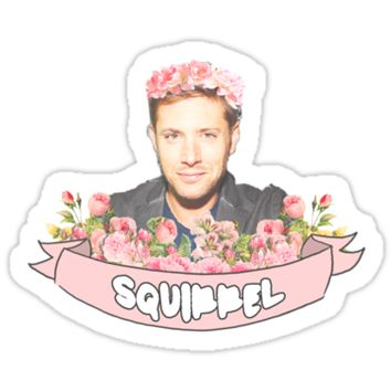 'Supernatural - Dean' Sticker by mobisu