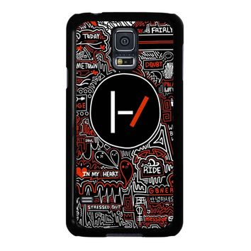 Twenty One Pilots Poster 2 Samsung Galaxy S5 Case