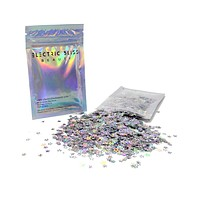 Holographic STARS - Chunky Rave Glitter