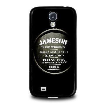 JAMESON WHISKEY Samsung Galaxy S4 Case Cover