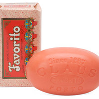 Favorito Large Bath Bar, Red Poppy, Soaps