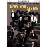 Now You See Me (Ultraviolet Digital Copy) (DVD) 2013