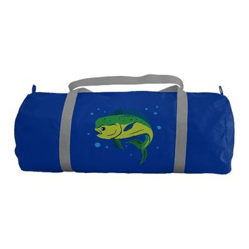 Mahi Mahi Gym Duffel Bag