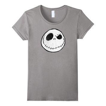 Disney Nightmare Before Christmas Face T-Shirt