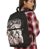 My Chemical Romance The Black Parade Backpack