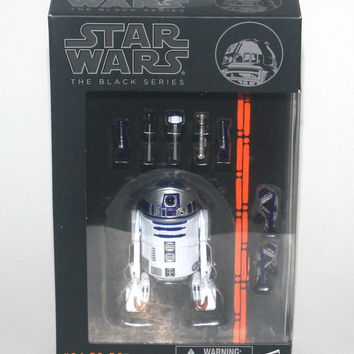 6'' Star Wars Black Series R2-D2 Wave 1, NIB, Action Figure, Antique Alchemy