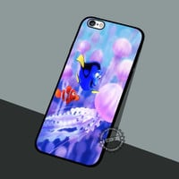 Meet Jellyfish Finding Dory - iPhone 7 6 5 SE Cases & Covers