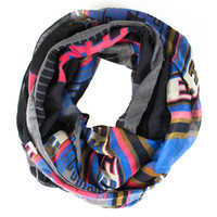 Wishbone Tribal Scarf