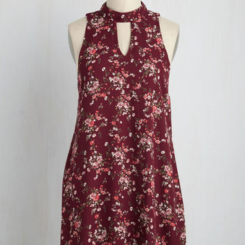 Delicate Duet Shift Dress | Mod Retro Vintage Dresses | ModCloth.com