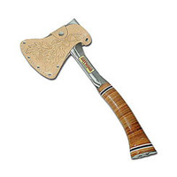Estwing Leather Grip Sportsman's Axe, 81016 | Camp Tools | Knives & Tools | GEAR | items from Campmor.