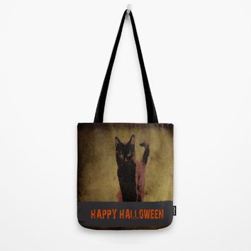 Halloween  Tote Bag by Jessica Ivy