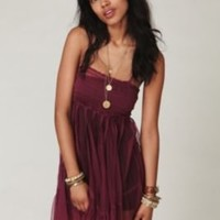 FP-1 Princess Smocking Slip at Free People Clothing Boutique