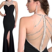 Milano Formals Prom Dresses E1772 at Prom Dress Shop