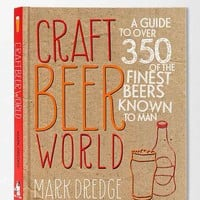 Craft Beer World By Mark Dredge- Assorted One