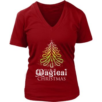 It's a Magical Christmas Tree Shirt