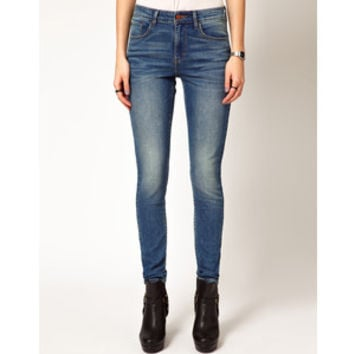 Levi's High Rise Skinny Jeans (Levis)