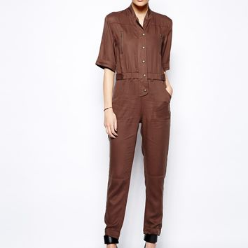 ASOS Jumpsuit in Utility Style
