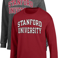 1406A Stanford University Long Sleeve Tee | Stanford University