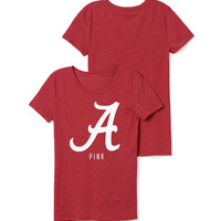 University of Alabama Crewneck Tee
