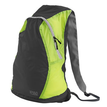 ElectroLight Backpack Charcoal/Neon Lemon
