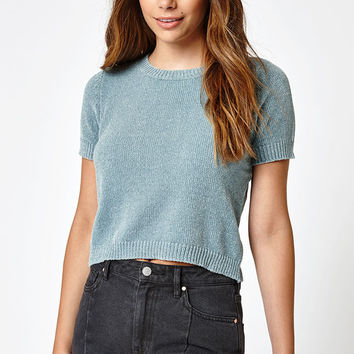 Kendall and Kylie Chenille Sweater T-Shirt at PacSun.com