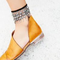 Free People Coastal Coins Ankle Cuff
