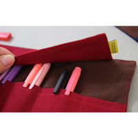 PlanD Only for you roll pencil case pen pouch ver.2