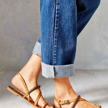 We Who See Kendall Toe-Hold Sandal-