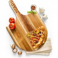 Personalized Pizza Peel: Personalized Keepsake Gifts - Surprise your favorite pizza lover with this perfect addition to the home kitchen.